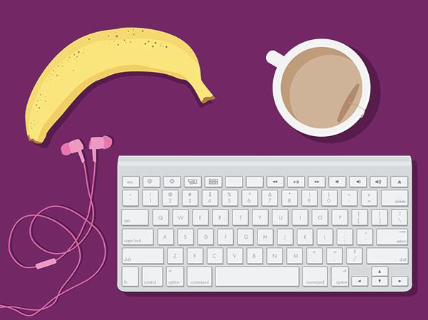 Desk Essentials by Hayley Parke