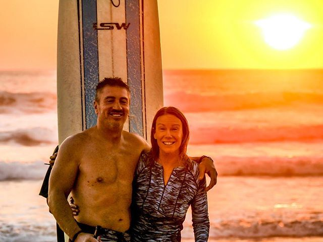 Nancy and Roger Dubac sunset sesh #portraitures#localphotographers#goplayoutside 📸 @cdub138