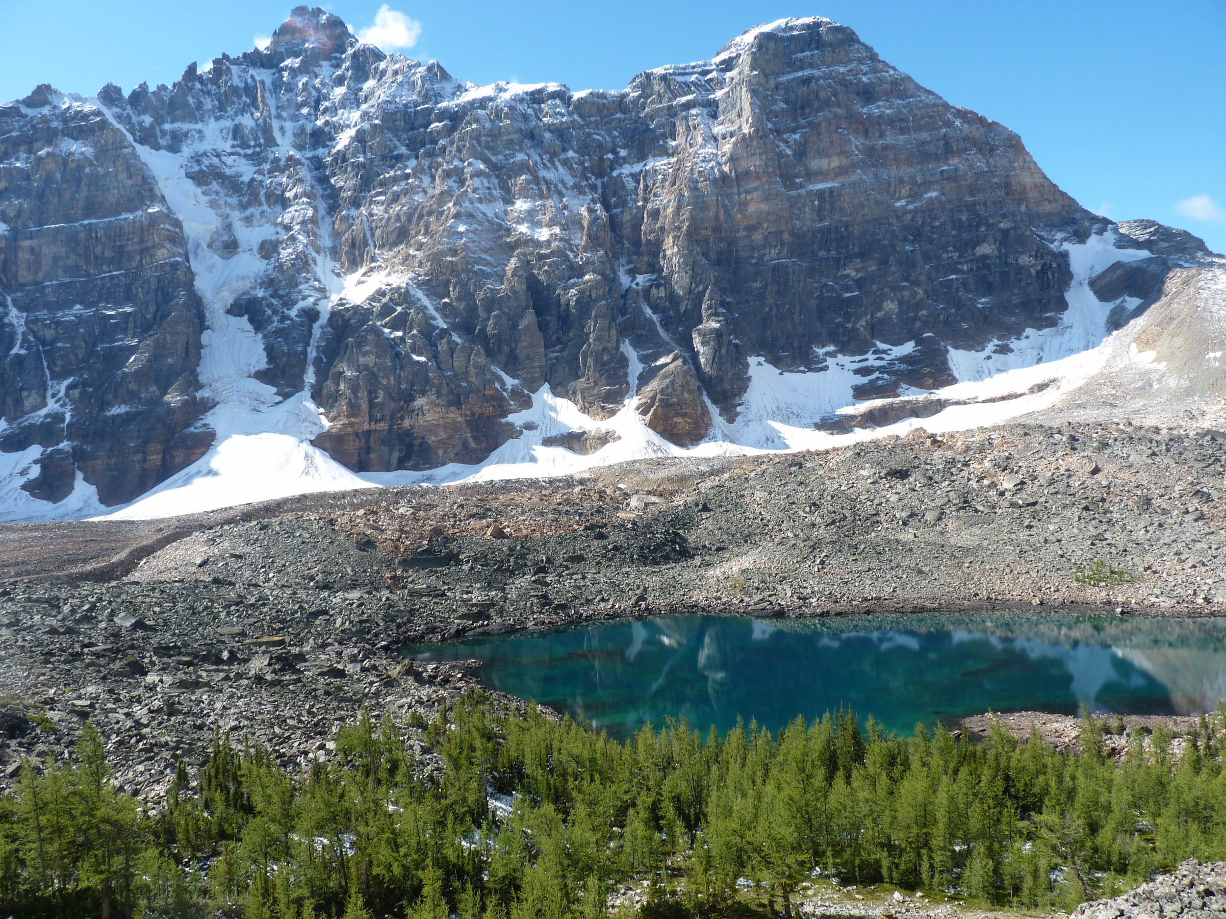 Wenchenka Trail, Banff NP