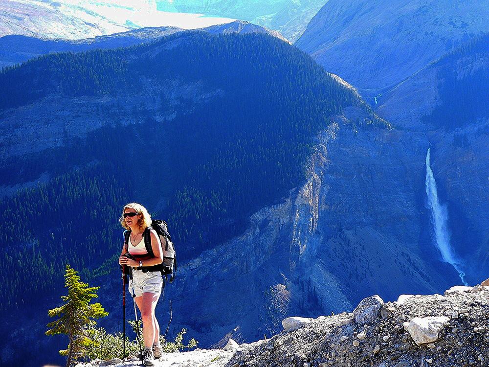 Iceline Trail, Yoho NP
