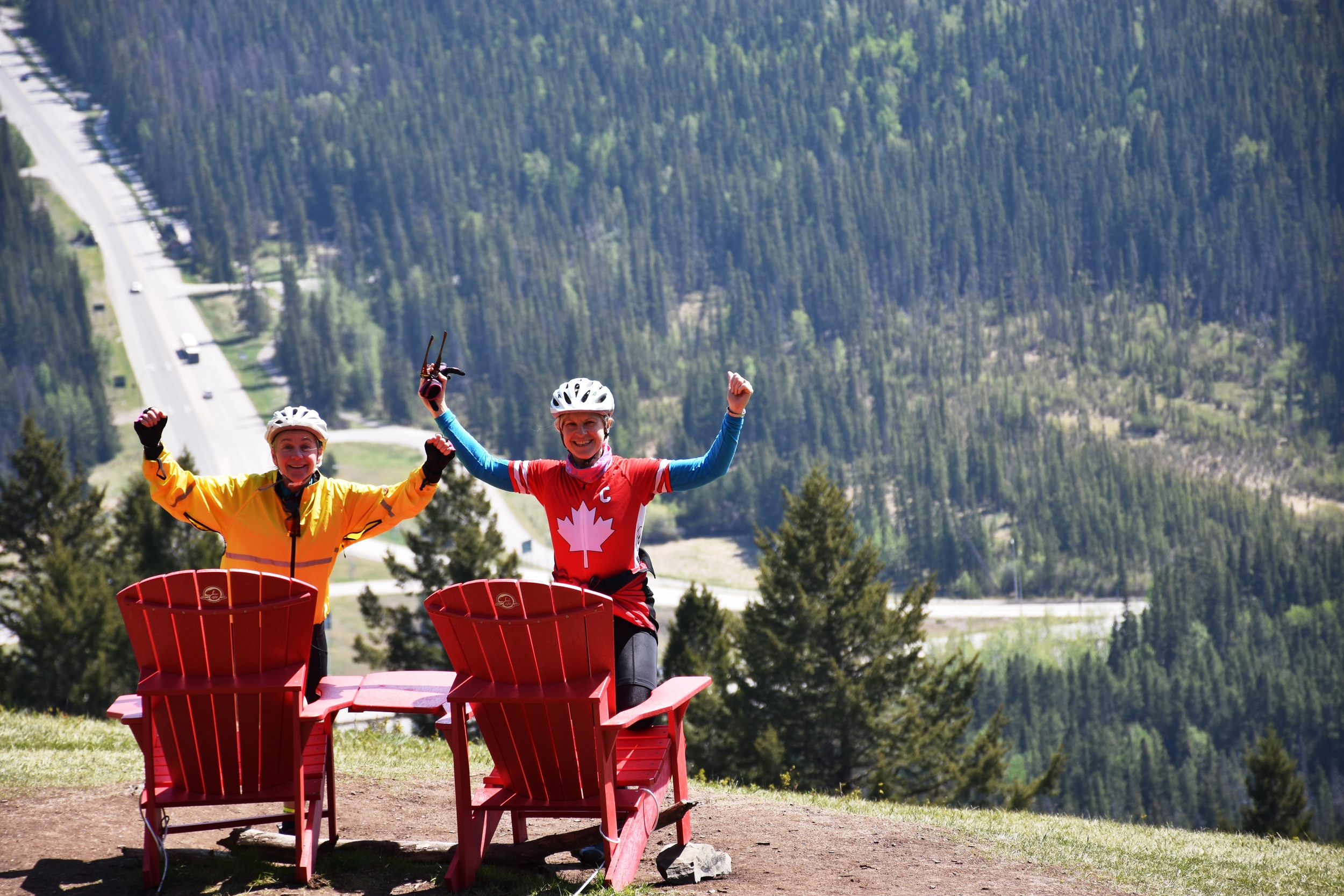 Norquay Red Chairs