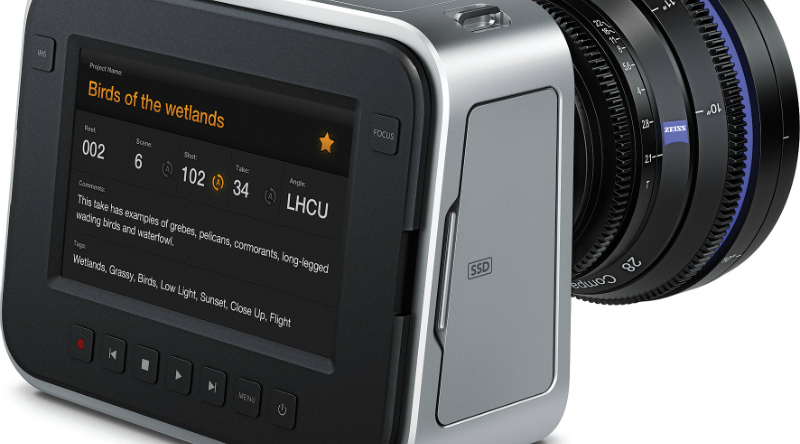 BlackMagic Cinema Camera 4K