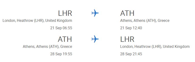 Suggested London - Athens Flights 2019.png