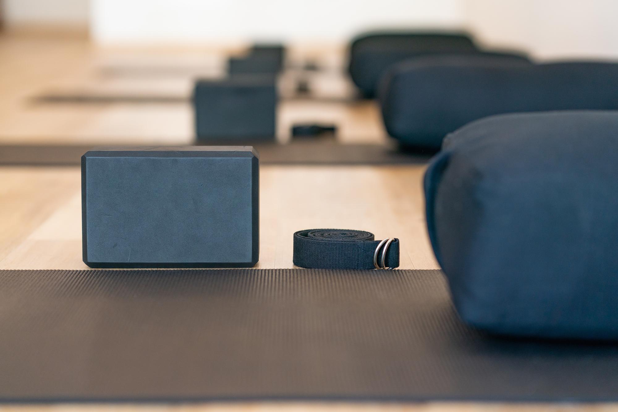 Yoga mat and meditation pillow.jpg