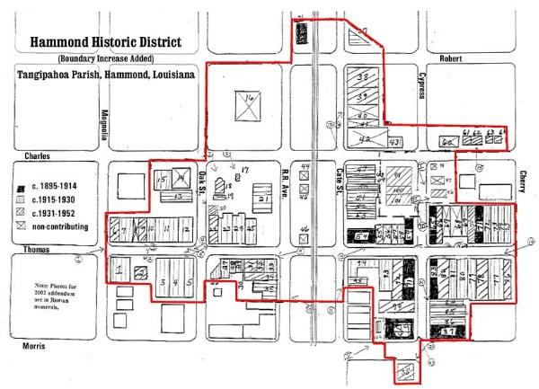 Hammond National Register District MAP.jpg