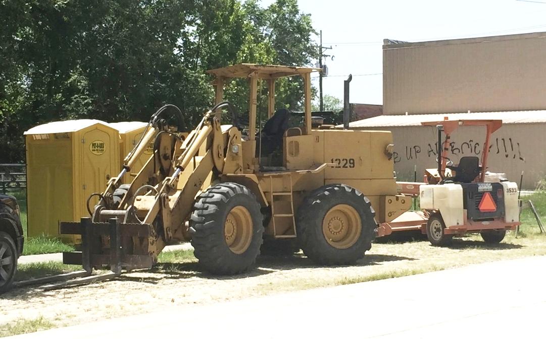 Demolition & Relocation -