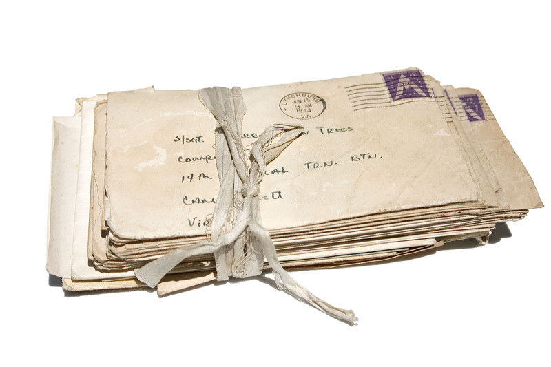 Check Family Records - Are there diaries, yearbooks, letters, scrapbooks,etc. from previous generations that your family stores in the attic? You never know where connections will be forged in history. Look into the story of your family and you might be surprised that there's a hint of the story of Gaston.
