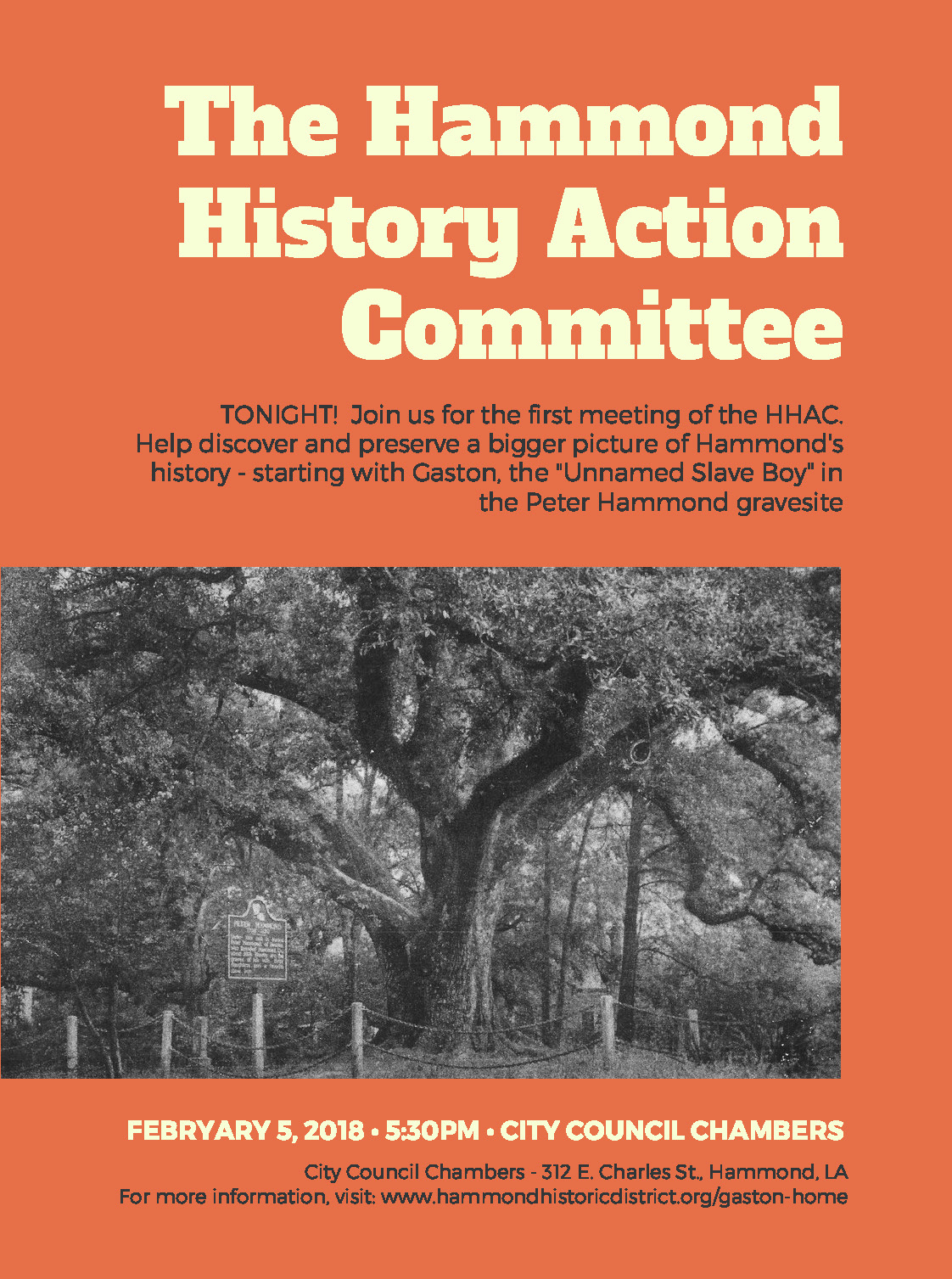 The Hammond History Action Committee Flyer_20180205.jpg