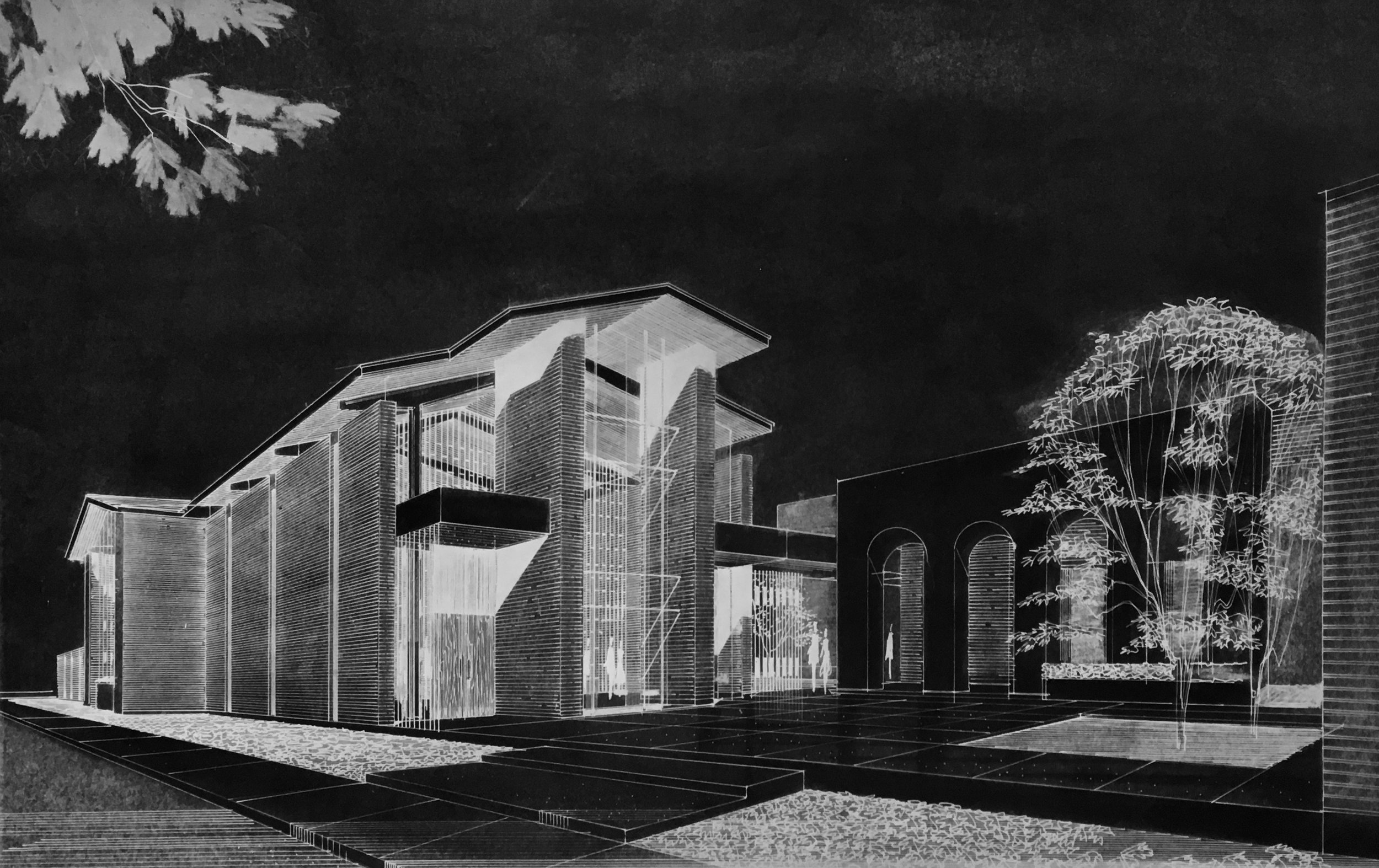 CHURCH 1_Desmond_First Christian Church_Hammond LA_Exterior Rendering.jpg