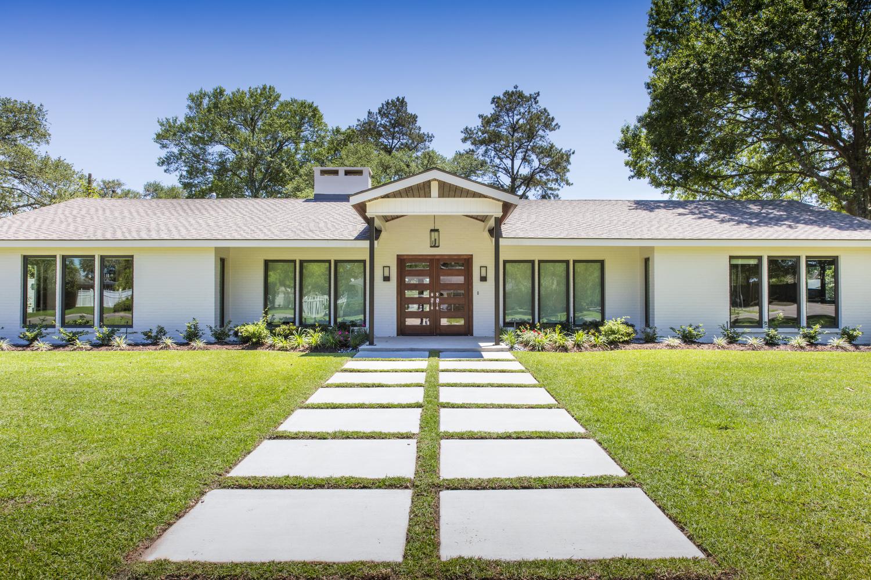 The Black House 2 Mauroner  Builder: Kimler Wainwright Constructed: c. 1960s