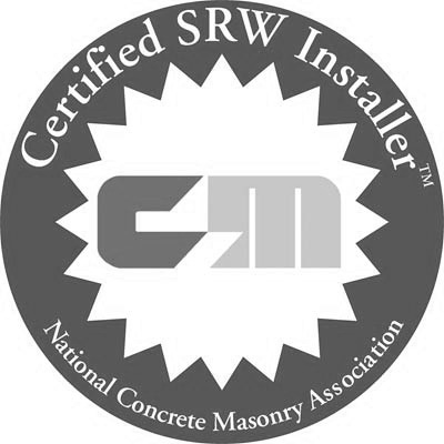 Certified installer of the National Concrete Masonry Association