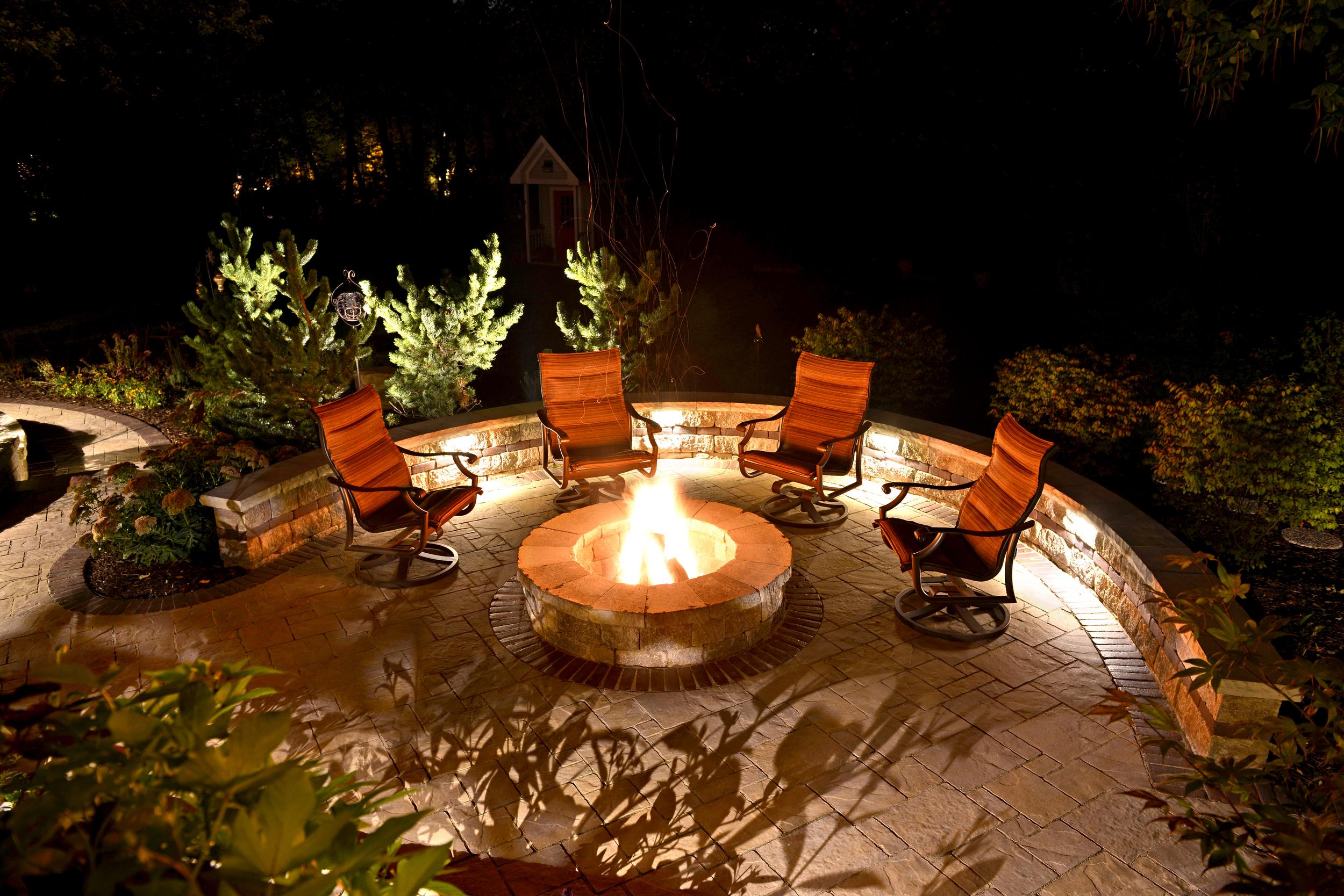 Fire Pit Ideas   Lagrangeville, NY   Pleasant Valley, NY