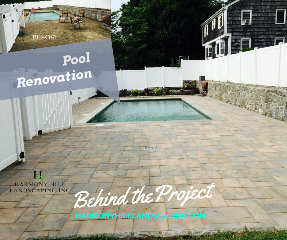 Harmony Hill landscaping project in Hawthorne, NY
