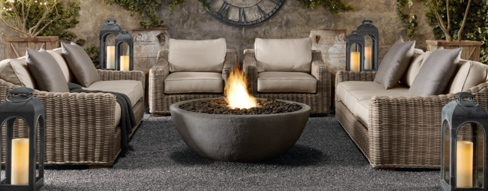 The Provence Collection by Restoration Hardware