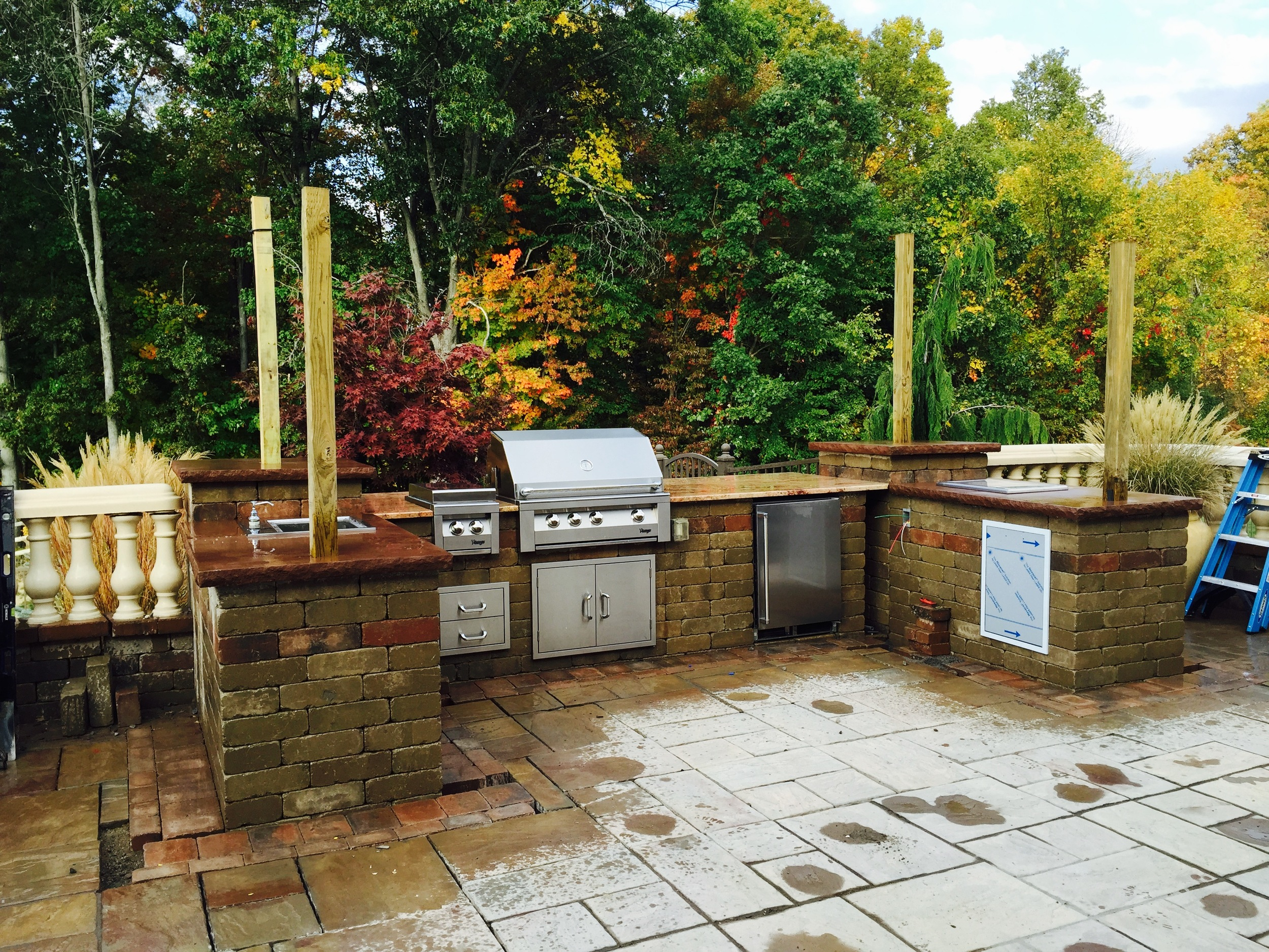 Outdoor Kitchens remodel in Hopewell Junction, NY | Outdoor Kitchens Lagrangeville,NY