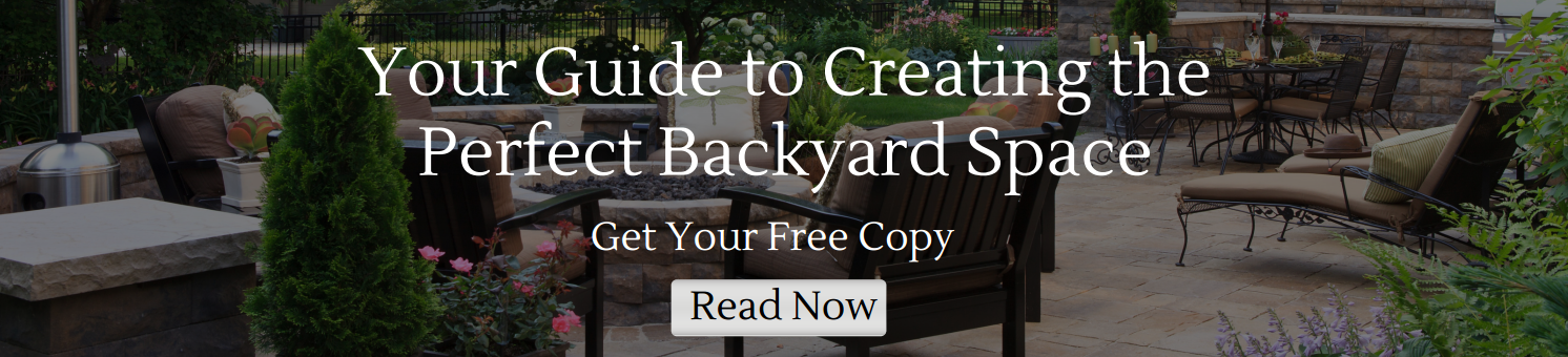 Create the perfect backyard space with pavers or bluestone
