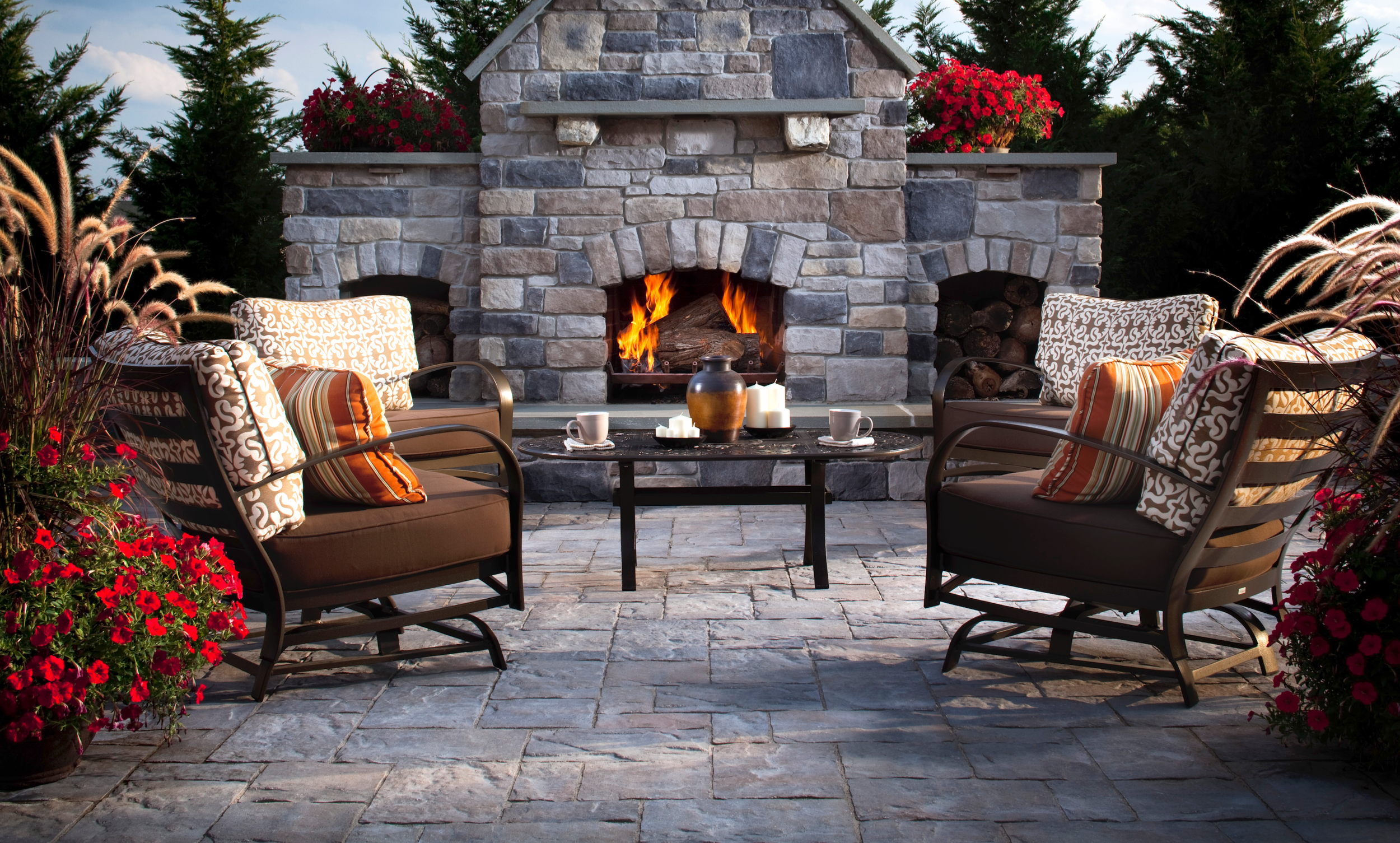 outdoor fire pits and Fireplaces in wappingers falls ny