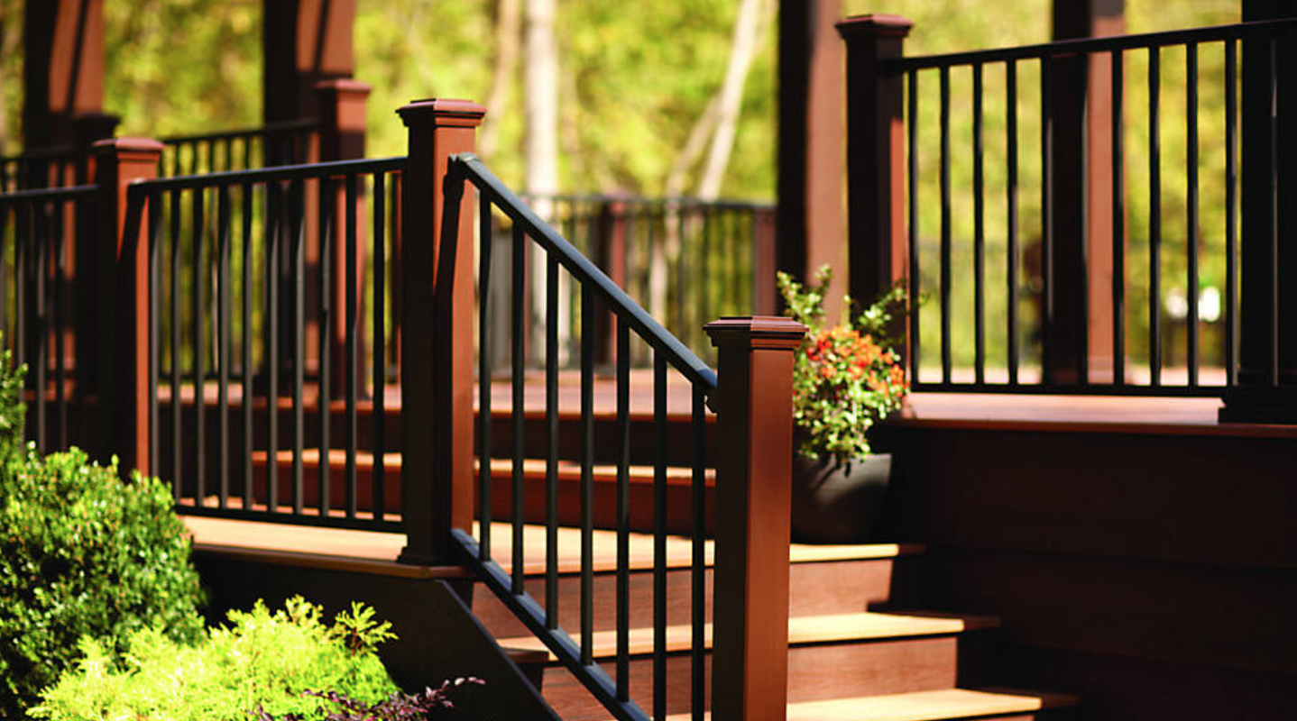 deck railings in wappingers falls ny
