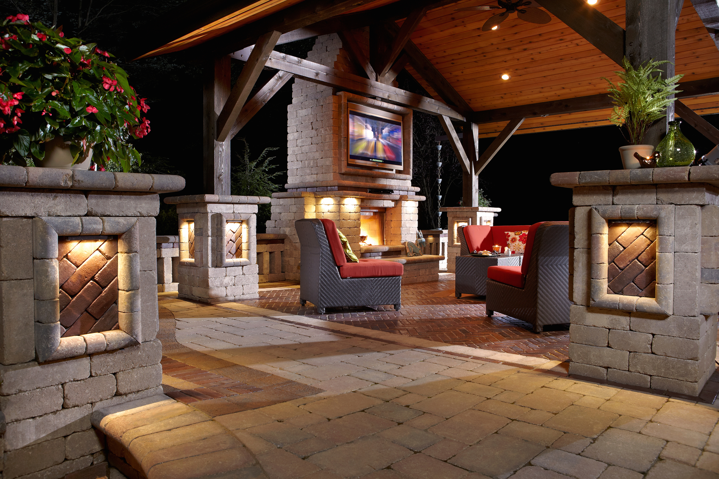 Deck and patio lighting in wappingers falls, ny