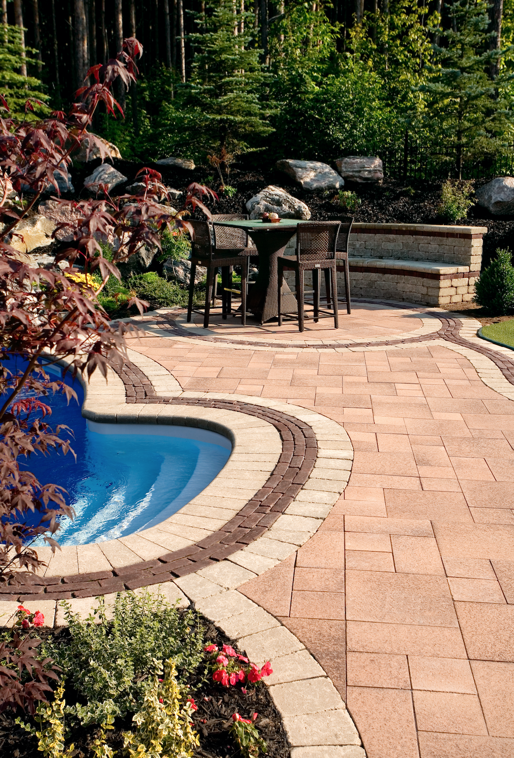 pool patio in hopewell junction, ny