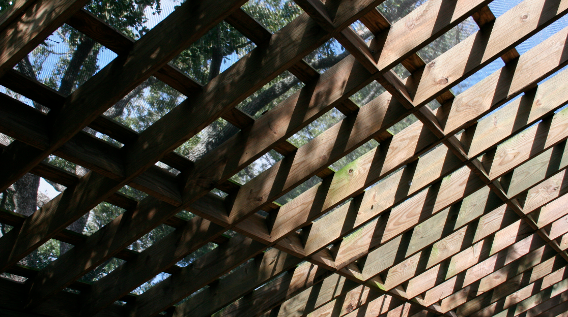 pergola in dutchess county, ny
