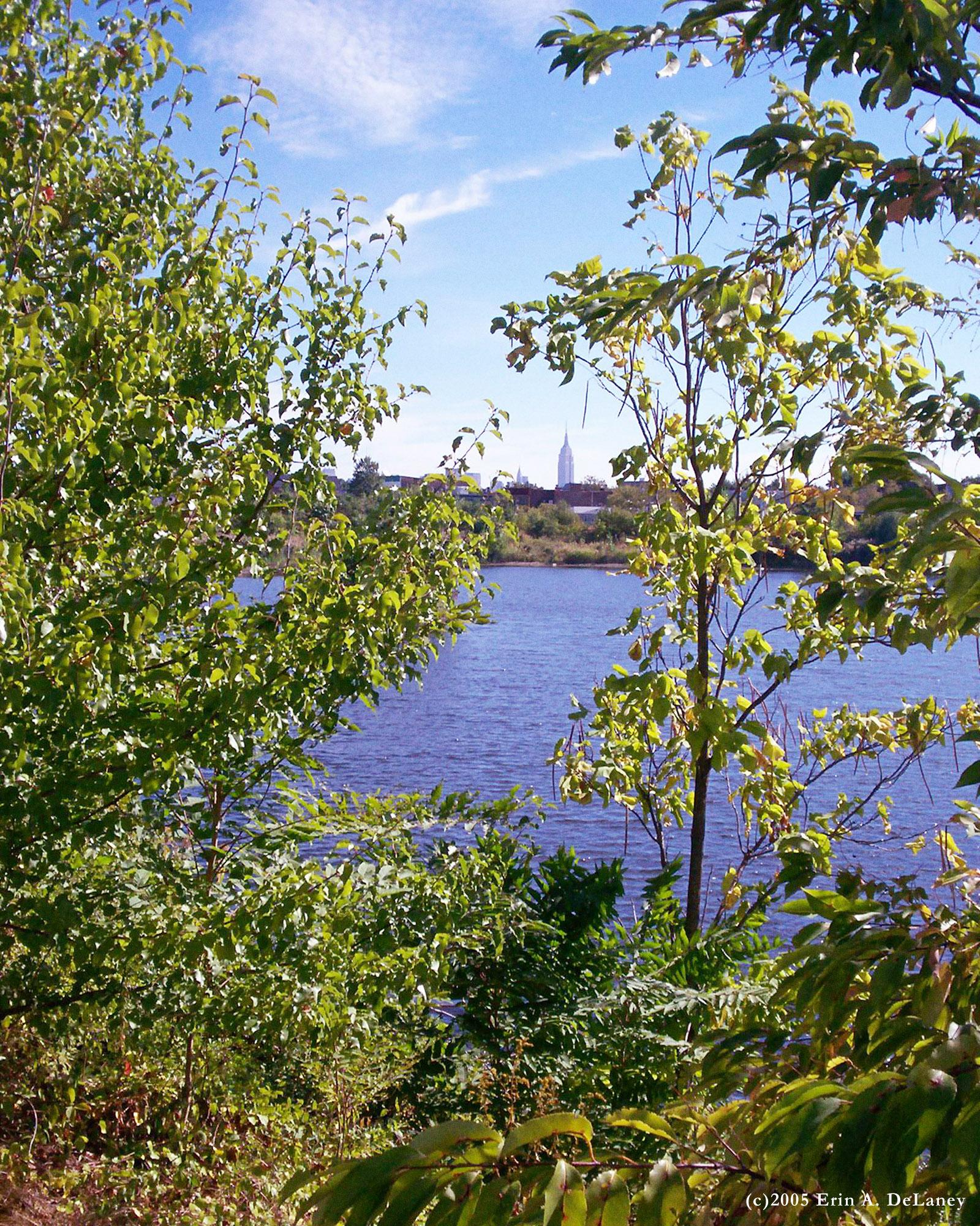 Views at the JC Reservoir, 2005