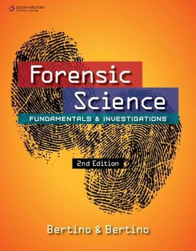 Forensic - Forensic Science for Amazon Kindle®