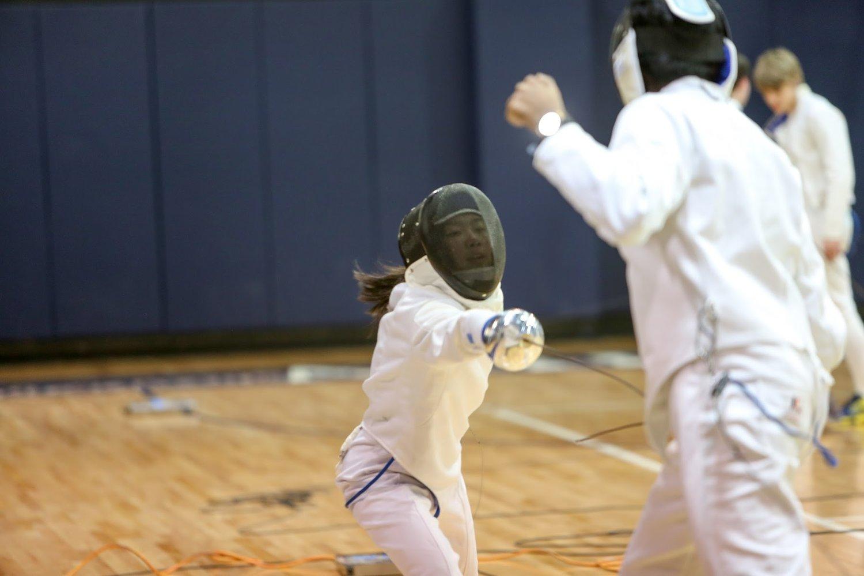 Varsity Fencing