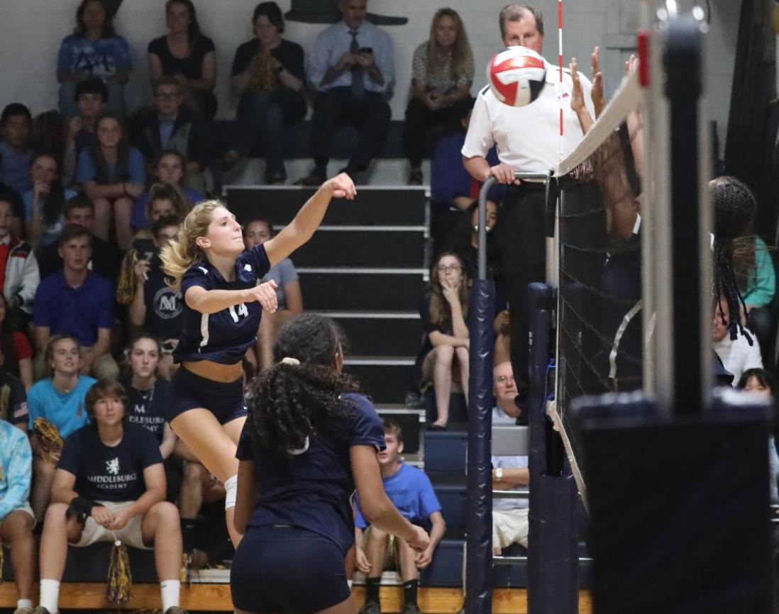 Girls' Varsity Volleyball