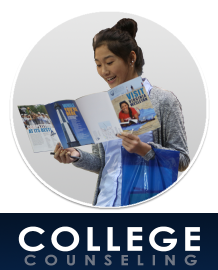 Extensive college preparatory program with individual college counseling focused on finding the best fit for each student.