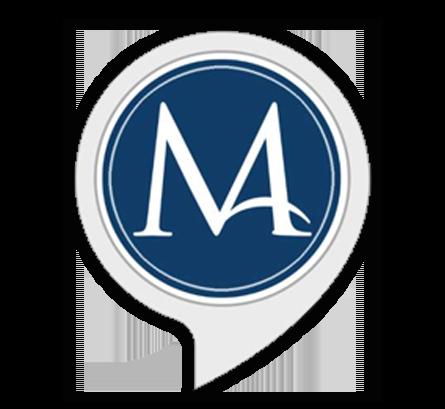 Middleburg Academy produces a news feed via the  Amazon Echo Services.