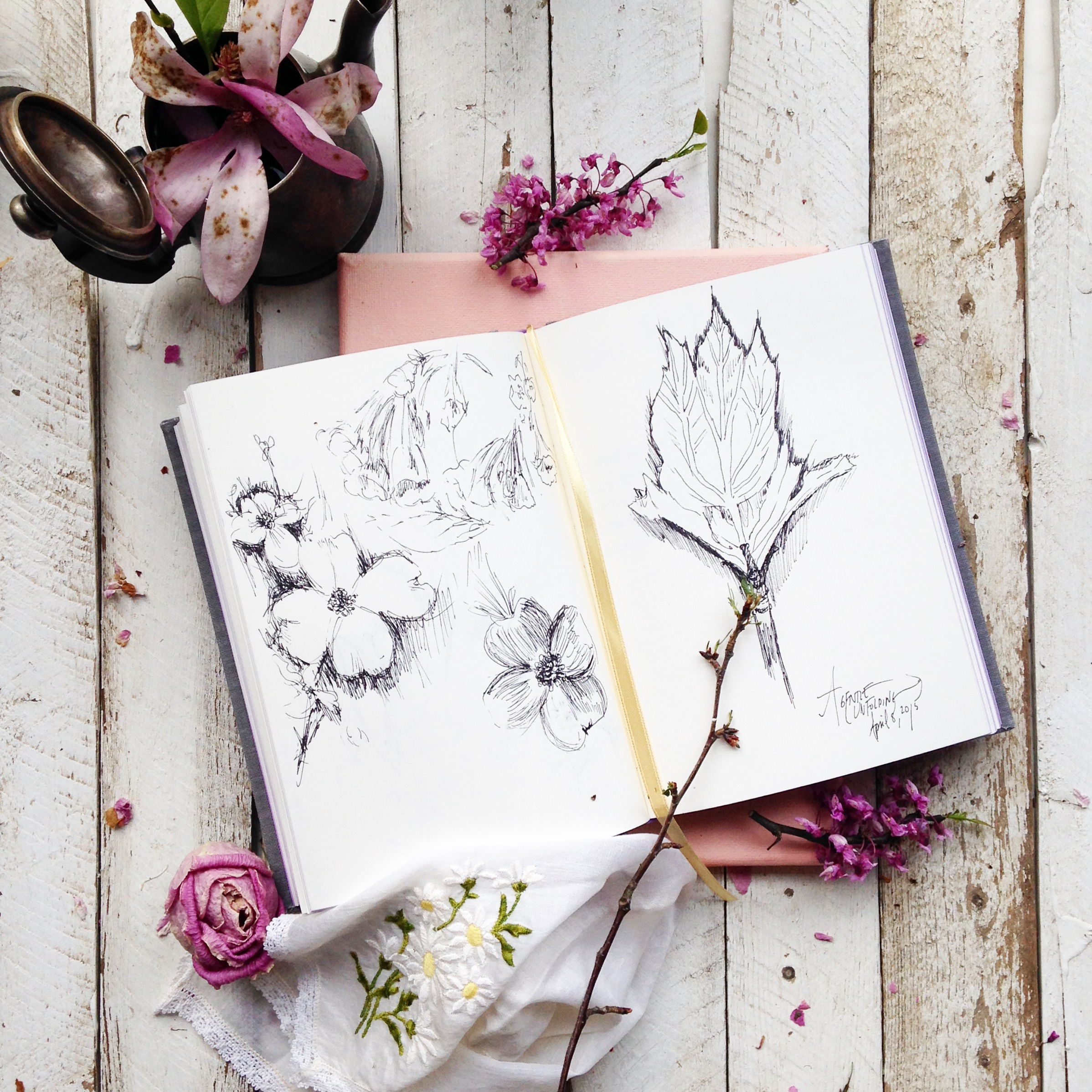 sketchbook-florals