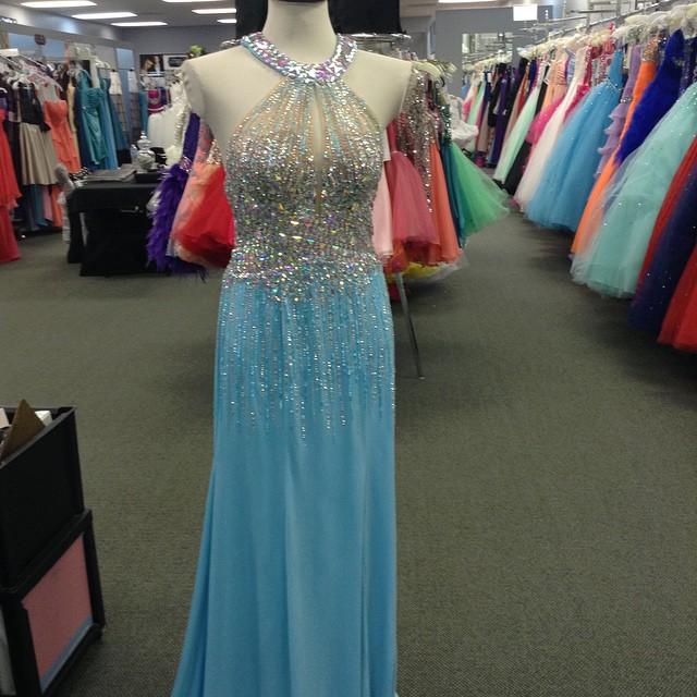 Repost because we love this RachelAllen #WeddingsPageantsProms #prom2k15 #prom
