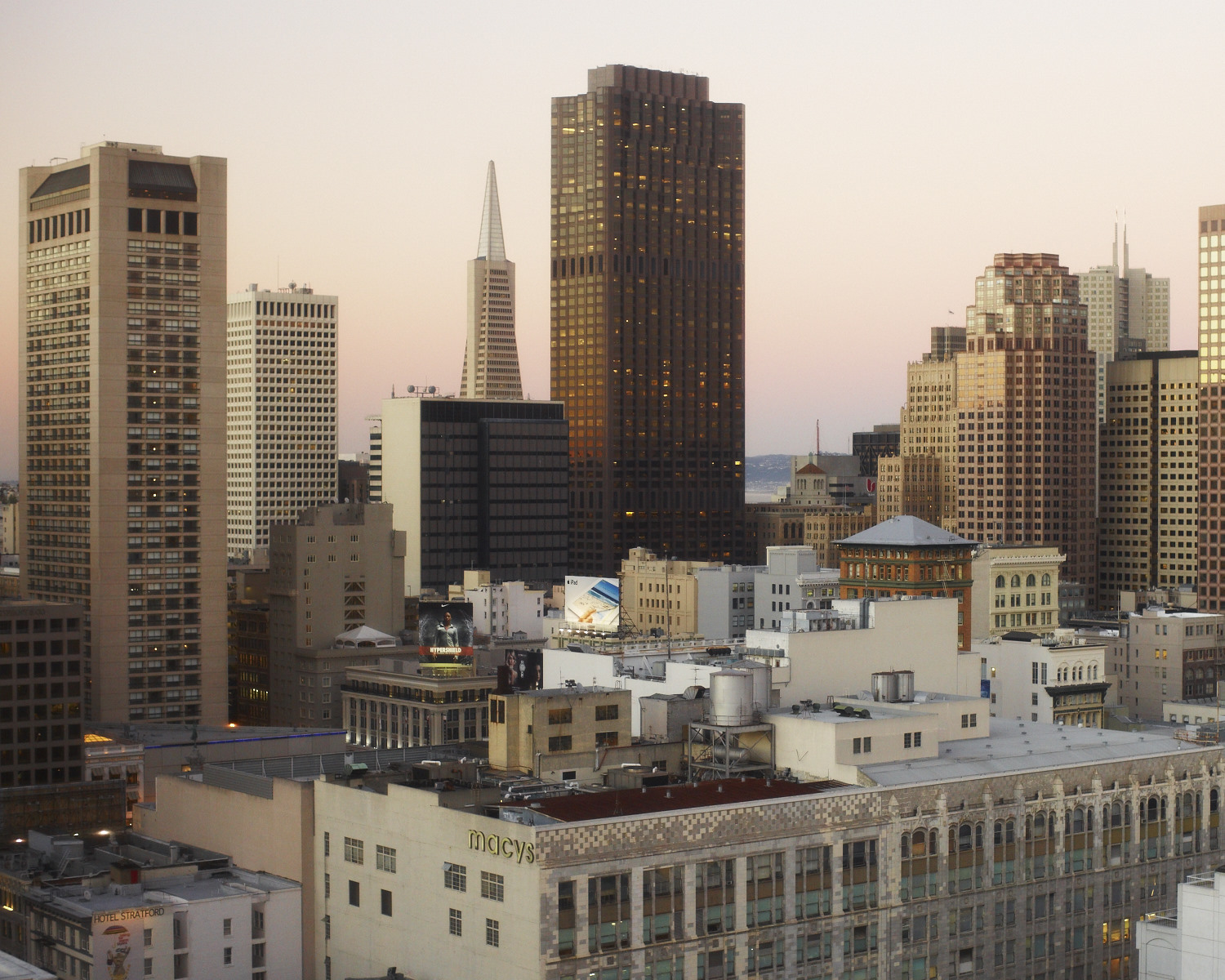 San Francisco - Chris Hoare