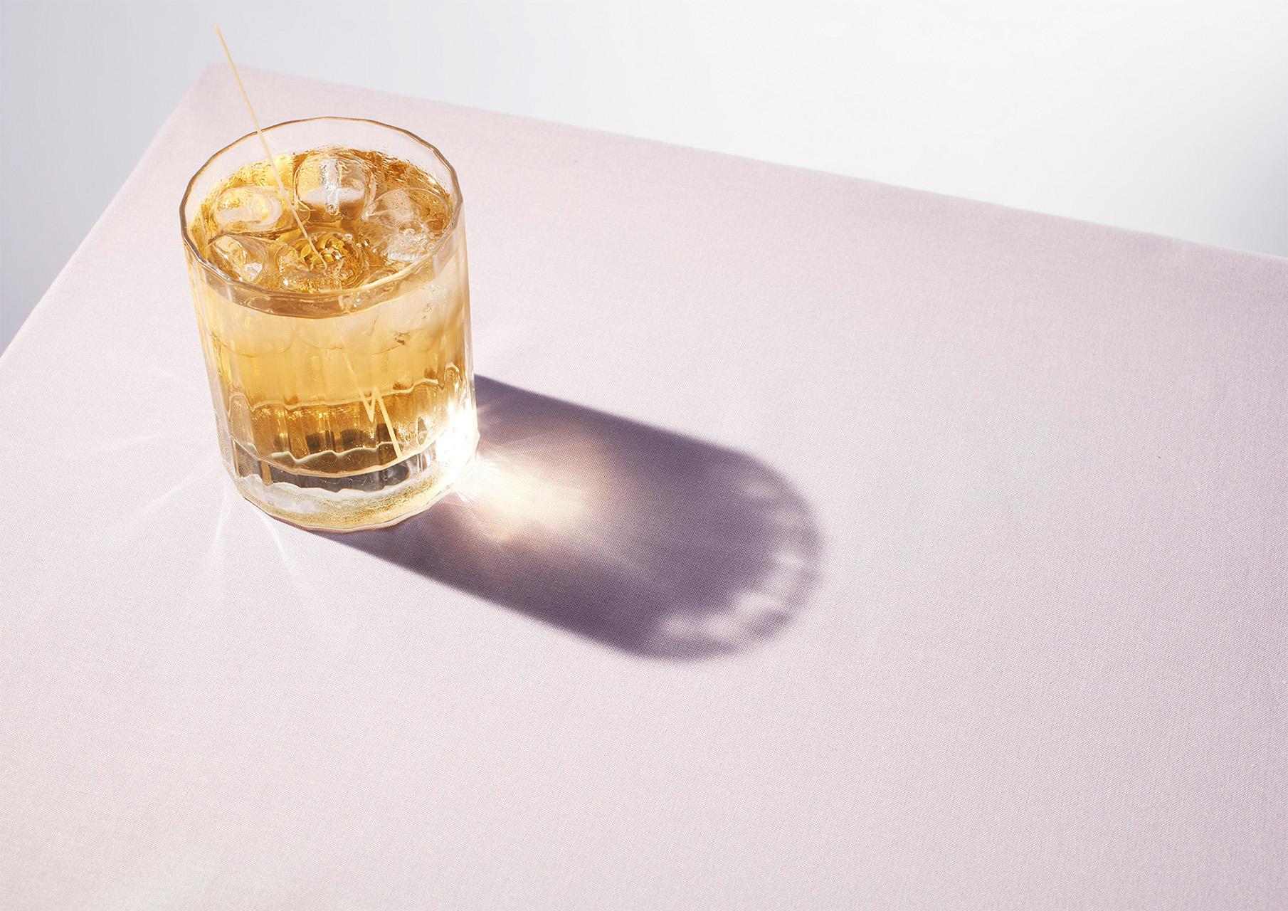 Zubrowka & Apple Juice aka: The Frisky Bison