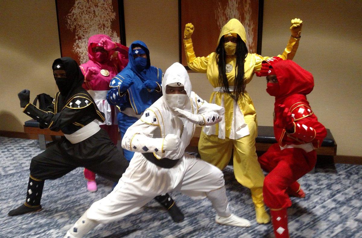 Ninjas in D.C.