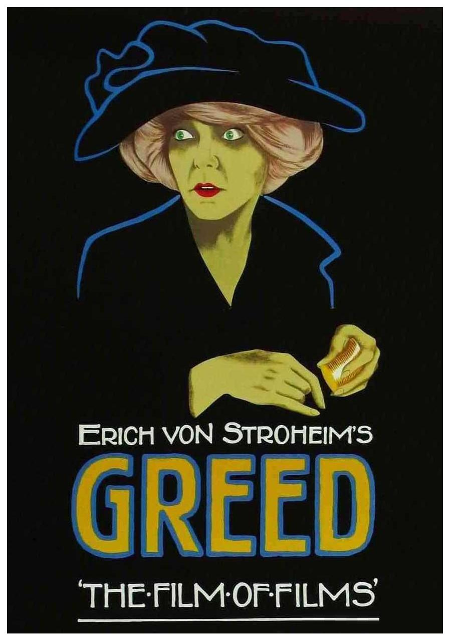 Maybe I'll see if I can find an uncut version of Erich von Stroheim's  Greed . It would take me approximately 28 days to finish, so it might be just about perfect.