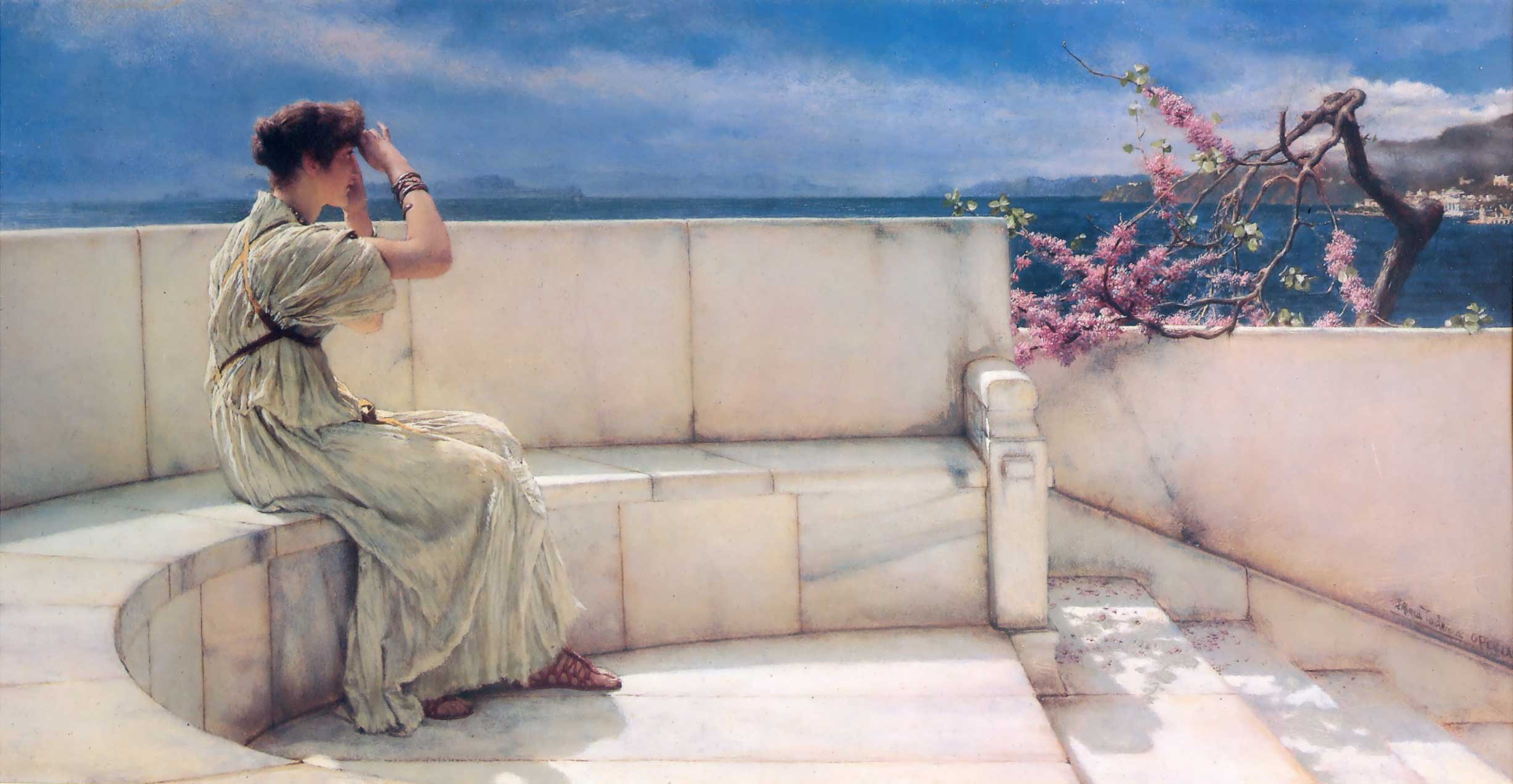Sir Lawrence Alma Tadema