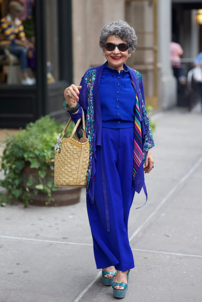 Fashion rebels wear platforms at whatever age they want.
