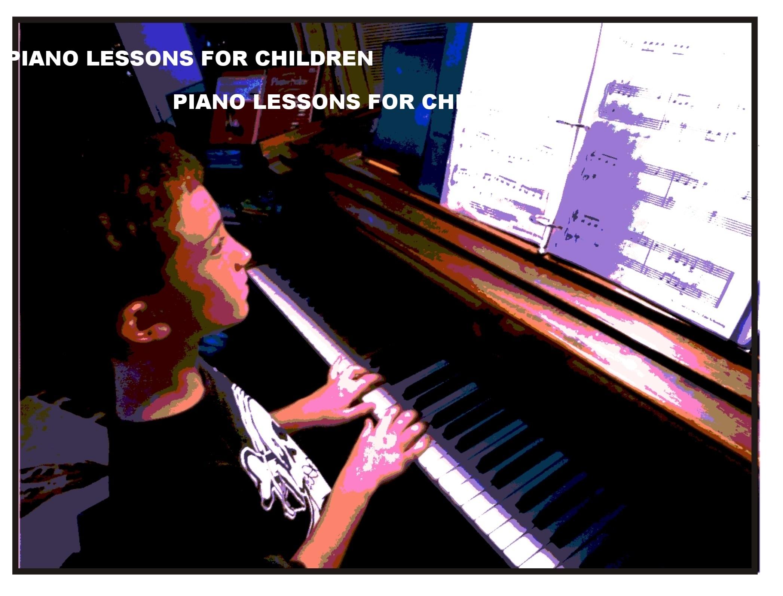 PIANO INSTRUCTION
