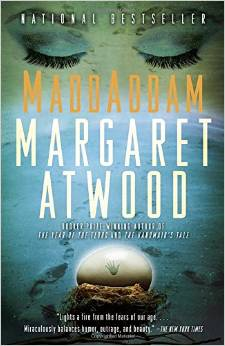 MaddAddam  (2014) is Book 3 in the trilogy, which includes  Oryx and Crake  (2004) and  The Year of the Flood  (2010).