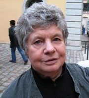 A.S. Byatt (2007). Photo credit Seamus Kearney.