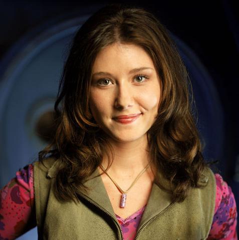 Jewel Staite  as Kaylee Frye in Firefly .
