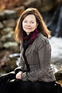 Geraldine Brooks,  photo by Randi Baird