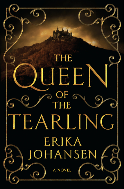 Magic, adventure, mystery, and romance combine in Johansen's epic debut novel.  The Queen of the Tearling  (2014), by Erika Johansen.