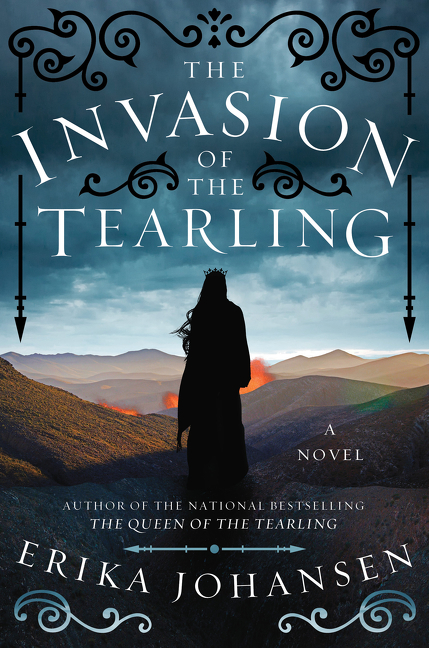 The second book  of Erika Johansen'strilogy, published by HarperCollins in June of 2015.