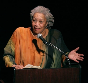 Toni Morrison. Photo by  Angela Radulescu  (2008)