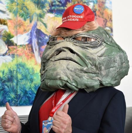 Donald the Hutt ( Denver Comic Con 2016 )