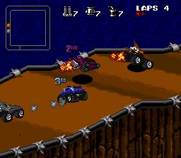Rock N' Roll Racing 1993