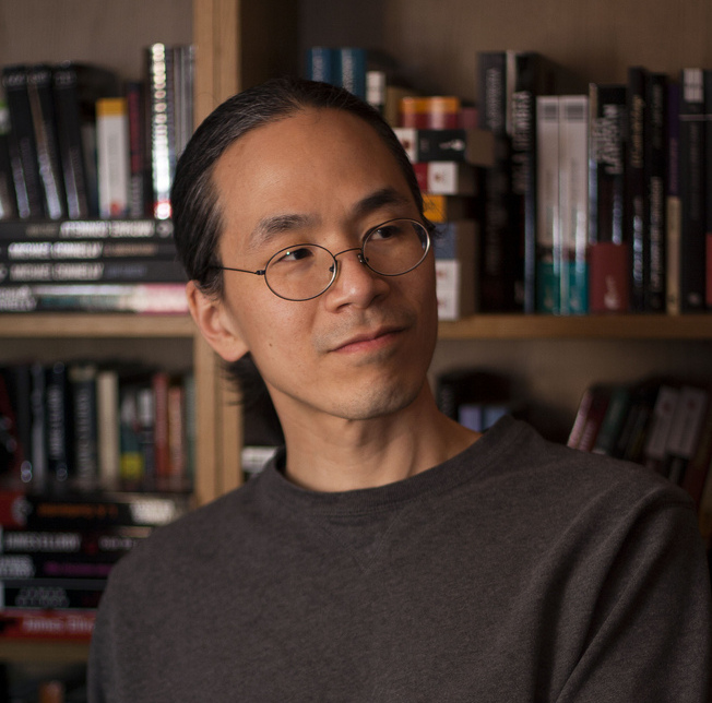 Ted Chiang, Photo by Arturo Villarrubia